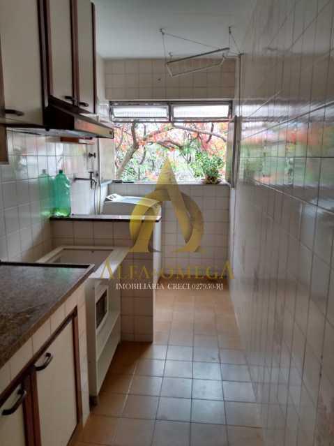 12 - Apartamento à venda Rua Paulo Moreira da Silva,Taquara, Rio de Janeiro - R$ 132.000 - AOJ10015 - 13
