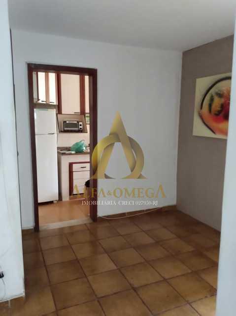 14 - Apartamento à venda Rua Paulo Moreira da Silva,Taquara, Rio de Janeiro - R$ 132.000 - AOJ10015 - 1