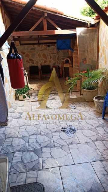 6 - Casa em Condomínio Rua São Calisto,Tanque, Rio de Janeiro, RJ À Venda, 4 Quartos, 340m² - AOJ60094 - 15