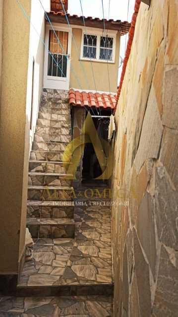 9 - Casa em Condomínio Rua São Calisto,Tanque, Rio de Janeiro, RJ À Venda, 4 Quartos, 340m² - AOJ60094 - 26