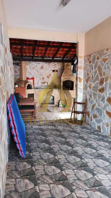 10 - Casa em Condomínio Rua São Calisto,Tanque, Rio de Janeiro, RJ À Venda, 4 Quartos, 340m² - AOJ60094 - 16