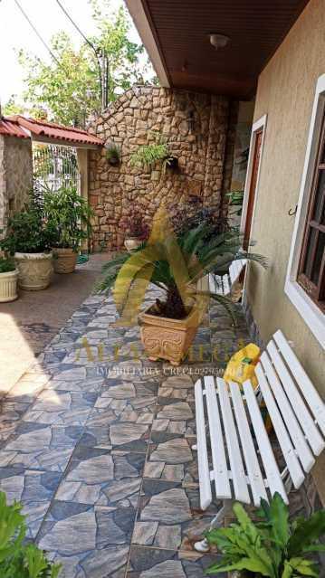 14 - Casa em Condomínio Rua São Calisto,Tanque, Rio de Janeiro, RJ À Venda, 4 Quartos, 340m² - AOJ60094 - 22