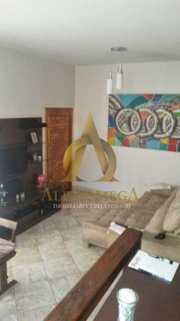 16 - Casa em Condomínio Rua São Calisto,Tanque, Rio de Janeiro, RJ À Venda, 4 Quartos, 340m² - AOJ60094 - 5