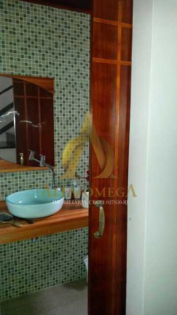 19 - Casa em Condomínio Rua São Calisto,Tanque, Rio de Janeiro, RJ À Venda, 4 Quartos, 340m² - AOJ60094 - 13