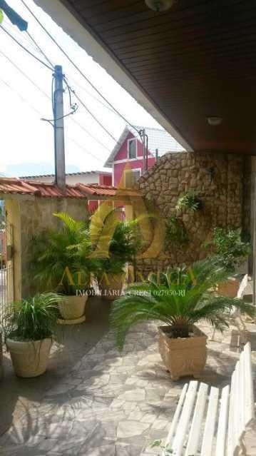 20 - Casa em Condomínio Rua São Calisto,Tanque, Rio de Janeiro, RJ À Venda, 4 Quartos, 340m² - AOJ60094 - 24