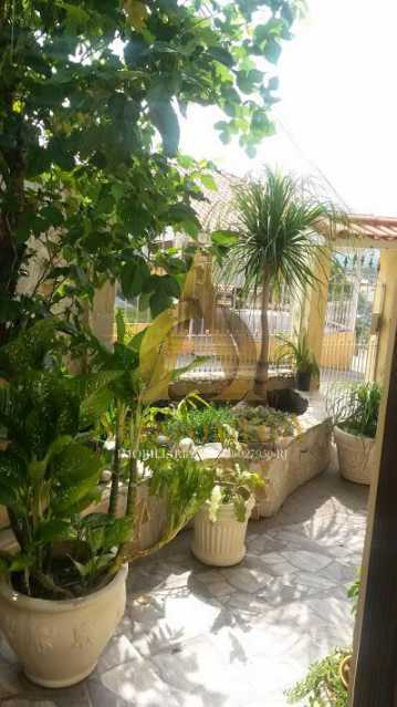 21 - Casa em Condomínio Rua São Calisto,Tanque, Rio de Janeiro, RJ À Venda, 4 Quartos, 340m² - AOJ60094 - 25
