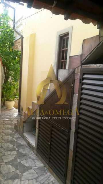 22 - Casa em Condomínio Rua São Calisto,Tanque, Rio de Janeiro, RJ À Venda, 4 Quartos, 340m² - AOJ60094 - 27