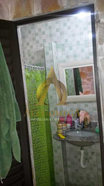 23 - Casa em Condomínio Rua São Calisto,Tanque, Rio de Janeiro, RJ À Venda, 4 Quartos, 340m² - AOJ60094 - 10