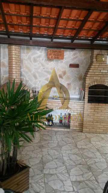 25 - Casa em Condomínio Rua São Calisto,Tanque, Rio de Janeiro, RJ À Venda, 4 Quartos, 340m² - AOJ60094 - 19