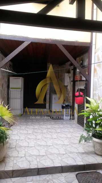 26 - Casa em Condomínio Rua São Calisto,Tanque, Rio de Janeiro, RJ À Venda, 4 Quartos, 340m² - AOJ60094 - 20