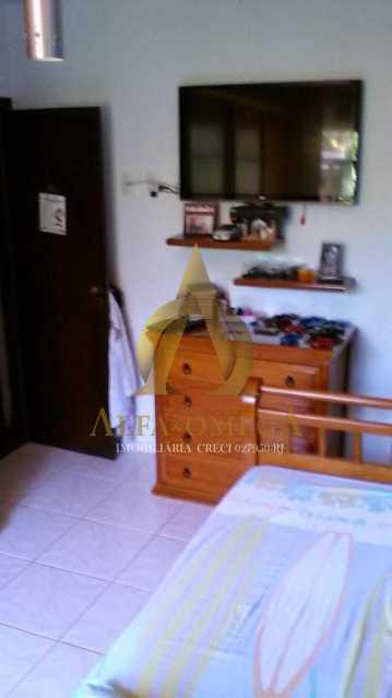 30 - Casa em Condomínio Rua São Calisto,Tanque, Rio de Janeiro, RJ À Venda, 4 Quartos, 340m² - AOJ60094 - 9