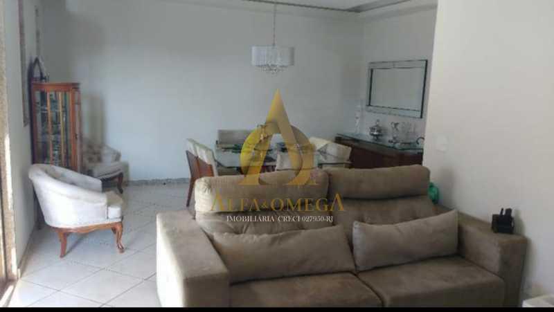 5 - Cobertura à venda Rua Crispim Laranjeira,Recreio dos Bandeirantes, Rio de Janeiro - R$ 925.000 - AO50118 - 1