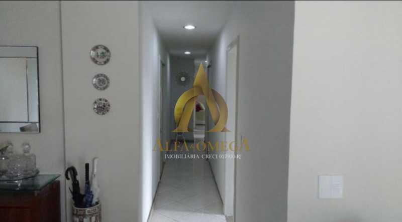 6 - Cobertura à venda Rua Crispim Laranjeira,Recreio dos Bandeirantes, Rio de Janeiro - R$ 925.000 - AO50118 - 4