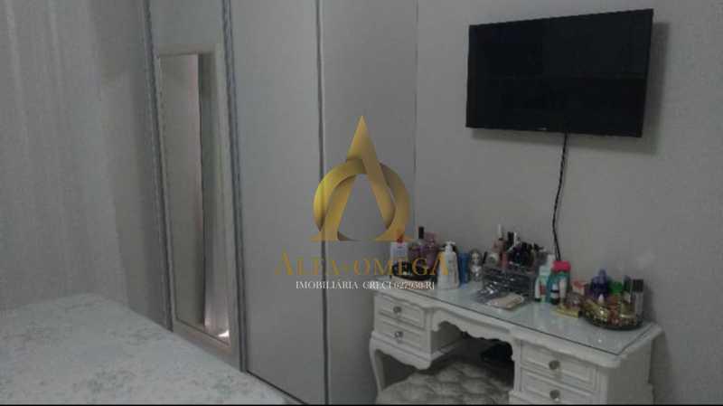 16 - Cobertura à venda Rua Crispim Laranjeira,Recreio dos Bandeirantes, Rio de Janeiro - R$ 925.000 - AO50118 - 6