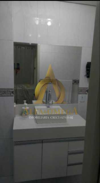 17 - Cobertura à venda Rua Crispim Laranjeira,Recreio dos Bandeirantes, Rio de Janeiro - R$ 925.000 - AO50118 - 13