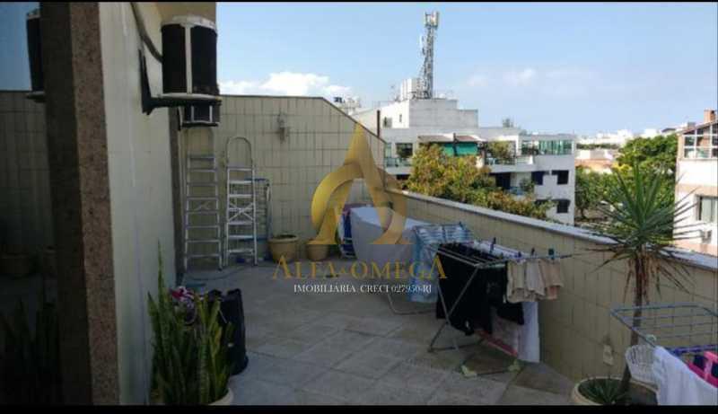 19 - Cobertura à venda Rua Crispim Laranjeira,Recreio dos Bandeirantes, Rio de Janeiro - R$ 925.000 - AO50118 - 18