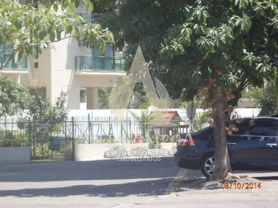 FOTO 2 - Apartamento À Venda - Barra da Tijuca - Rio de Janeiro - RJ - AO20081 - 2