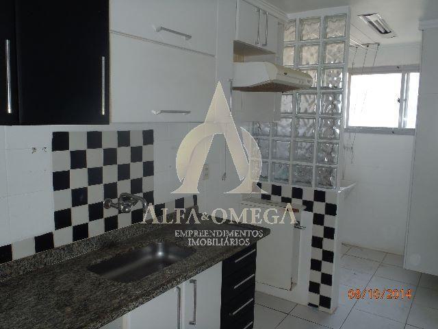 FOTO 9 - Apartamento À Venda - Barra da Tijuca - Rio de Janeiro - RJ - AO20081 - 9