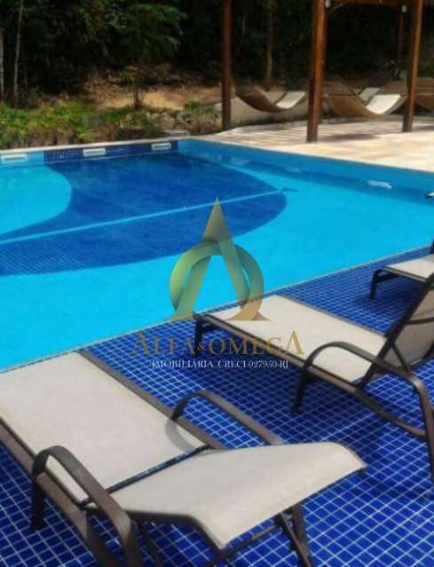 2 - Casa em Condomínio à venda Rua Geminiano Gois,Freguesia (Jacarepaguá), Rio de Janeiro - R$ 832.200 - AOJ60097 - 25