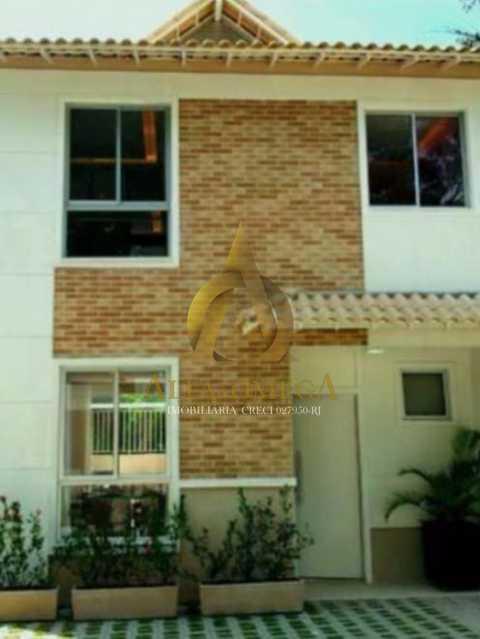 3 - Casa em Condomínio à venda Rua Geminiano Gois,Freguesia (Jacarepaguá), Rio de Janeiro - R$ 832.200 - AOJ60097 - 1