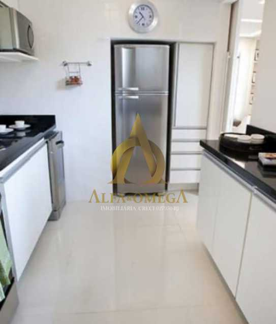 6 - Casa em Condomínio à venda Rua Geminiano Gois,Freguesia (Jacarepaguá), Rio de Janeiro - R$ 832.200 - AOJ60097 - 14