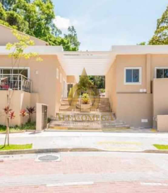 7 - Casa em Condomínio à venda Rua Geminiano Gois,Freguesia (Jacarepaguá), Rio de Janeiro - R$ 832.200 - AOJ60097 - 22