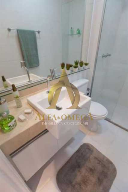 8 - Casa em Condomínio à venda Rua Geminiano Gois,Freguesia (Jacarepaguá), Rio de Janeiro - R$ 832.200 - AOJ60097 - 11