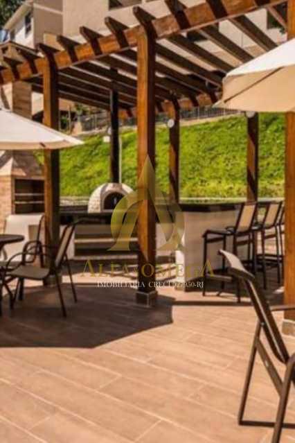 12 - Casa em Condomínio à venda Rua Geminiano Gois,Freguesia (Jacarepaguá), Rio de Janeiro - R$ 832.200 - AOJ60097 - 23