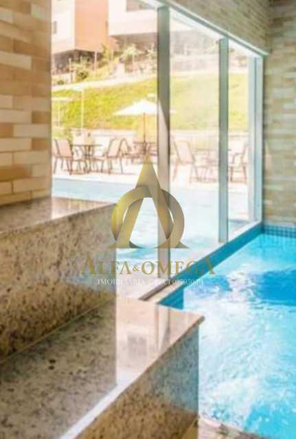 13 - Casa em Condomínio à venda Rua Geminiano Gois,Freguesia (Jacarepaguá), Rio de Janeiro - R$ 832.200 - AOJ60097 - 27