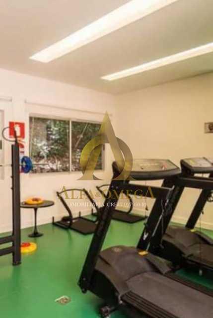 14 - Casa em Condomínio à venda Rua Geminiano Gois,Freguesia (Jacarepaguá), Rio de Janeiro - R$ 832.200 - AOJ60097 - 28