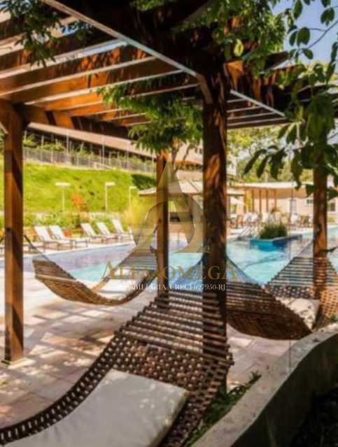 15 - Casa em Condomínio à venda Rua Geminiano Gois,Freguesia (Jacarepaguá), Rio de Janeiro - R$ 832.200 - AOJ60097 - 24
