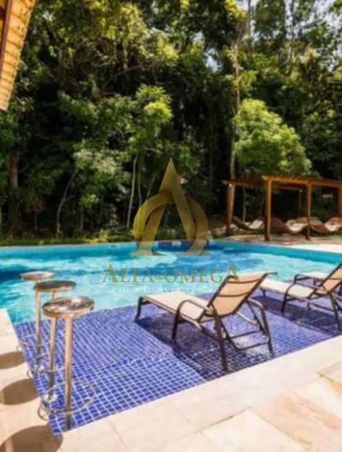 16 - Casa em Condomínio à venda Rua Geminiano Gois,Freguesia (Jacarepaguá), Rio de Janeiro - R$ 832.200 - AOJ60097 - 26
