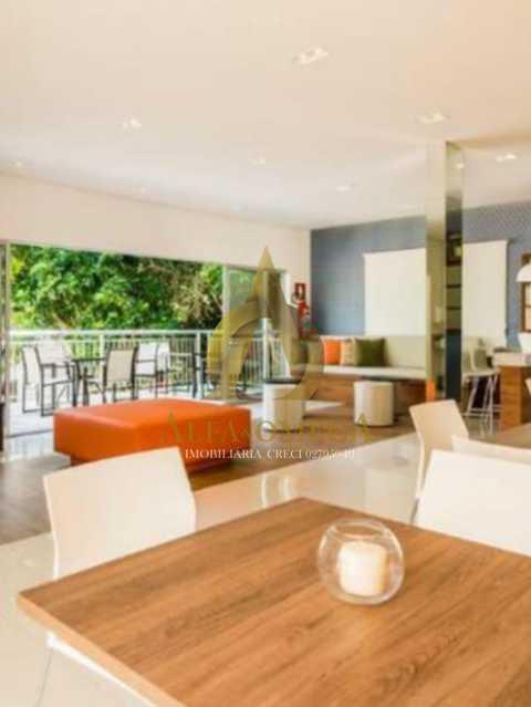 17 - Casa em Condomínio à venda Rua Geminiano Gois,Freguesia (Jacarepaguá), Rio de Janeiro - R$ 832.200 - AOJ60097 - 30