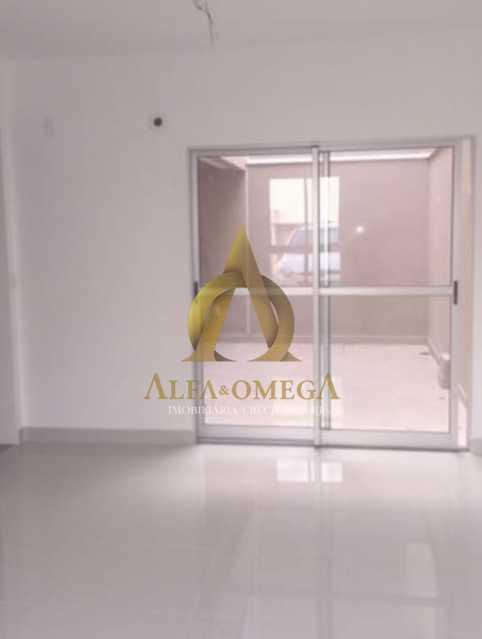 18 - Casa em Condomínio à venda Rua Geminiano Gois,Freguesia (Jacarepaguá), Rio de Janeiro - R$ 832.200 - AOJ60097 - 6