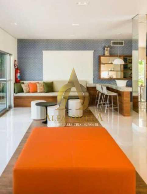 19 - Casa em Condomínio à venda Rua Geminiano Gois,Freguesia (Jacarepaguá), Rio de Janeiro - R$ 832.200 - AOJ60097 - 31