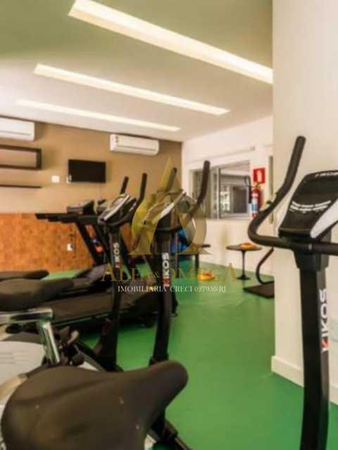 20 - Casa em Condomínio à venda Rua Geminiano Gois,Freguesia (Jacarepaguá), Rio de Janeiro - R$ 832.200 - AOJ60097 - 29