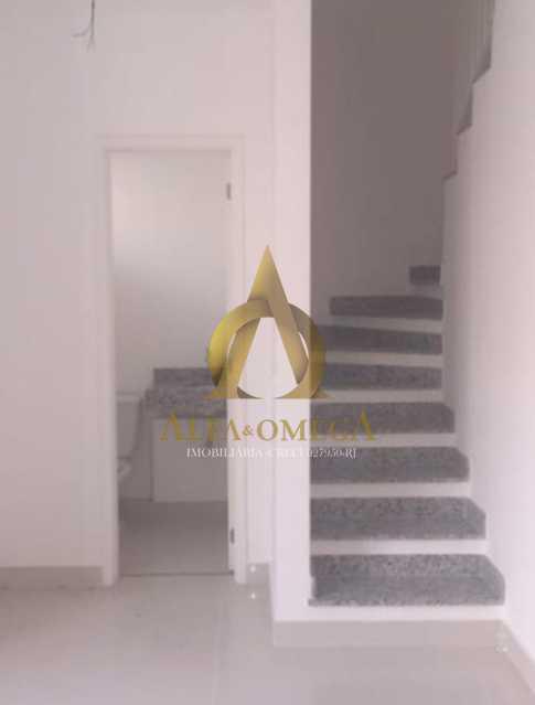 21 - Casa em Condomínio à venda Rua Geminiano Gois,Freguesia (Jacarepaguá), Rio de Janeiro - R$ 832.200 - AOJ60097 - 10