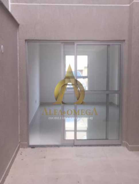 22 - Casa em Condomínio à venda Rua Geminiano Gois,Freguesia (Jacarepaguá), Rio de Janeiro - R$ 832.200 - AOJ60097 - 7