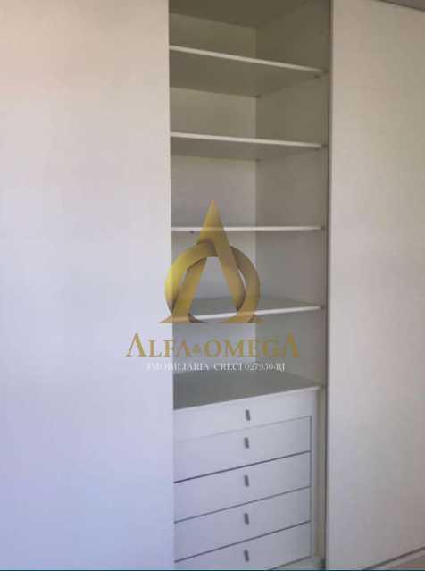 23 - Casa em Condomínio à venda Rua Geminiano Gois,Freguesia (Jacarepaguá), Rio de Janeiro - R$ 832.200 - AOJ60097 - 8