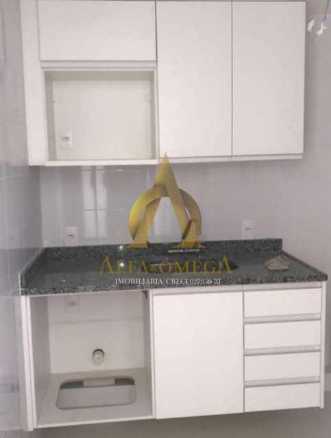 24 - Casa em Condomínio à venda Rua Geminiano Gois,Freguesia (Jacarepaguá), Rio de Janeiro - R$ 832.200 - AOJ60097 - 16