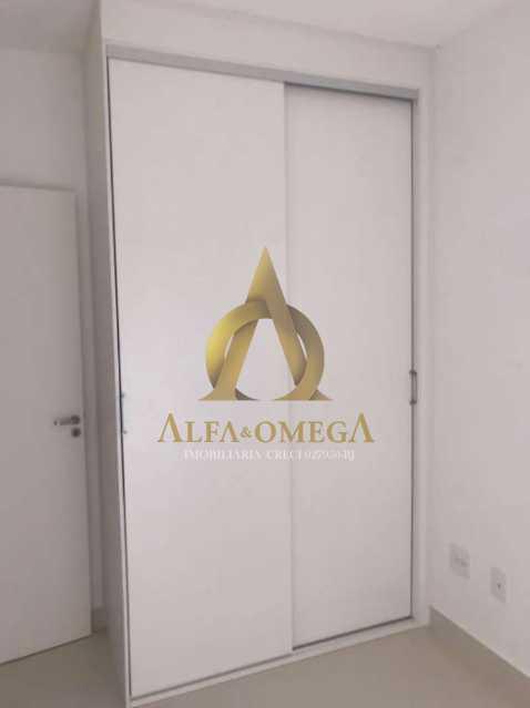 25 - Casa em Condomínio à venda Rua Geminiano Gois,Freguesia (Jacarepaguá), Rio de Janeiro - R$ 832.200 - AOJ60097 - 9