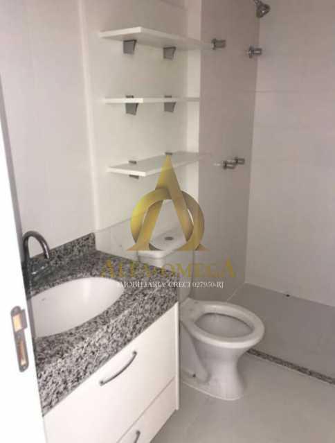 26 - Casa em Condomínio à venda Rua Geminiano Gois,Freguesia (Jacarepaguá), Rio de Janeiro - R$ 832.200 - AOJ60097 - 13
