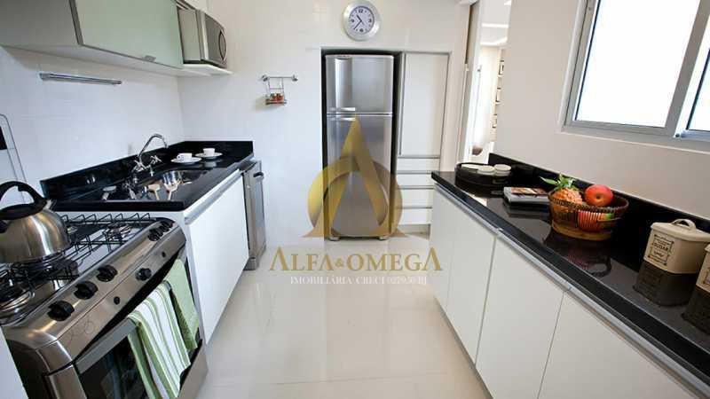 30 - Casa em Condomínio à venda Rua Geminiano Gois,Freguesia (Jacarepaguá), Rio de Janeiro - R$ 832.200 - AOJ60097 - 15