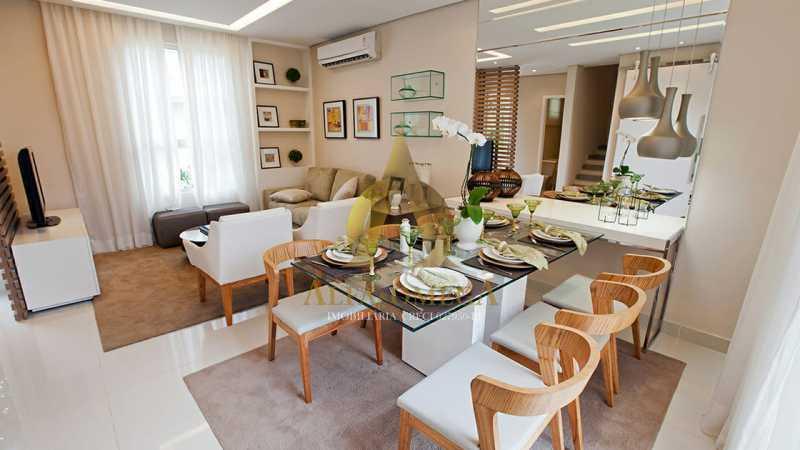 31 - Casa em Condomínio à venda Rua Geminiano Gois,Freguesia (Jacarepaguá), Rio de Janeiro - R$ 832.200 - AOJ60097 - 4