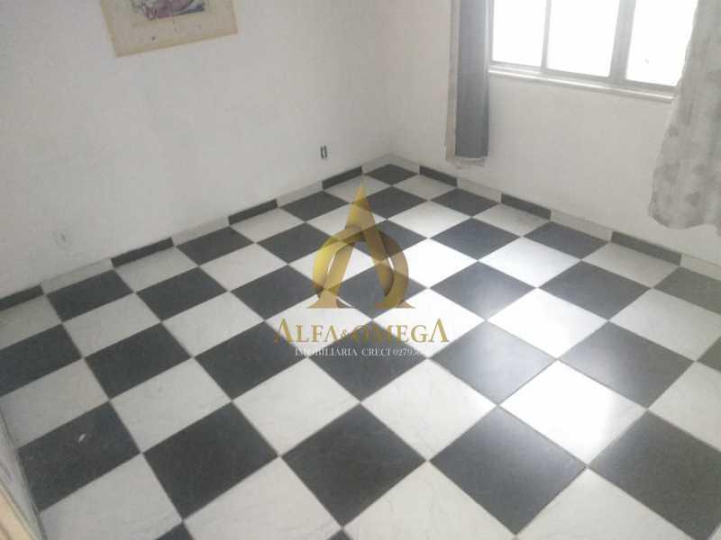 1 - Casa Rua Barreirinhas,Jardim Sulacap, Rio de Janeiro, RJ Para Alugar, 3 Quartos, 110m² - AOJ60041L - 6