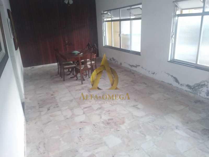 2 - Casa Rua Barreirinhas,Jardim Sulacap, Rio de Janeiro, RJ Para Alugar, 3 Quartos, 110m² - AOJ60041L - 4