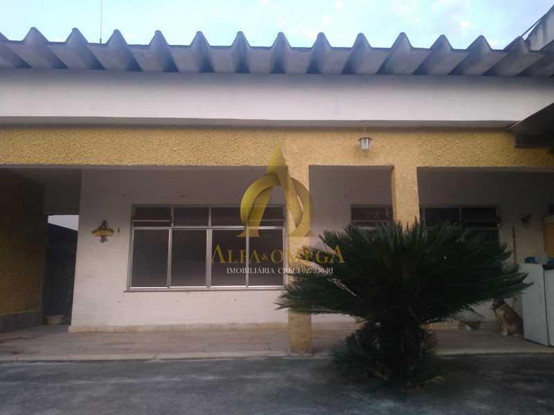 4 - Casa Rua Barreirinhas,Jardim Sulacap, Rio de Janeiro, RJ Para Alugar, 3 Quartos, 110m² - AOJ60041L - 17