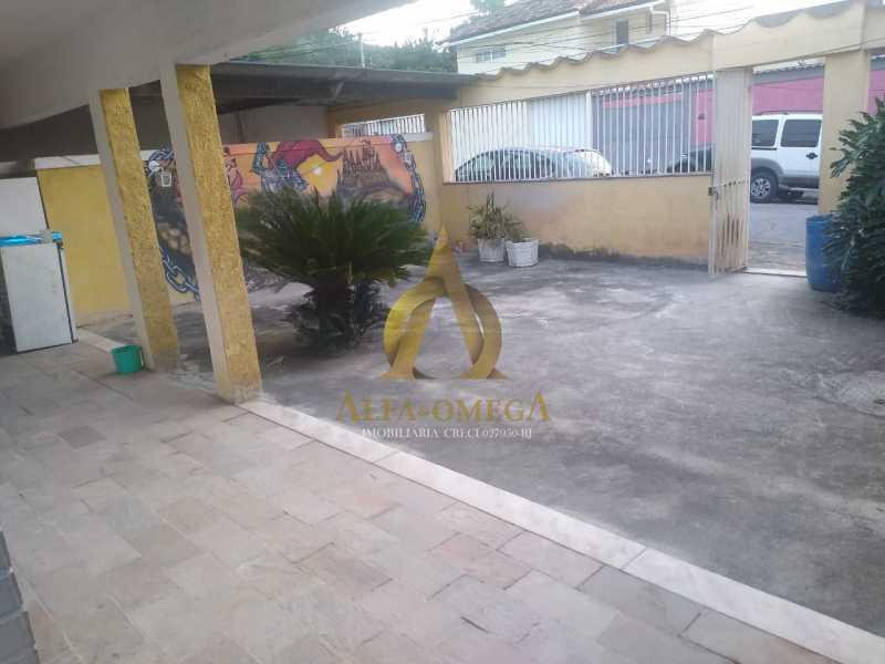 5 - Casa Rua Barreirinhas,Jardim Sulacap, Rio de Janeiro, RJ Para Alugar, 3 Quartos, 110m² - AOJ60041L - 3