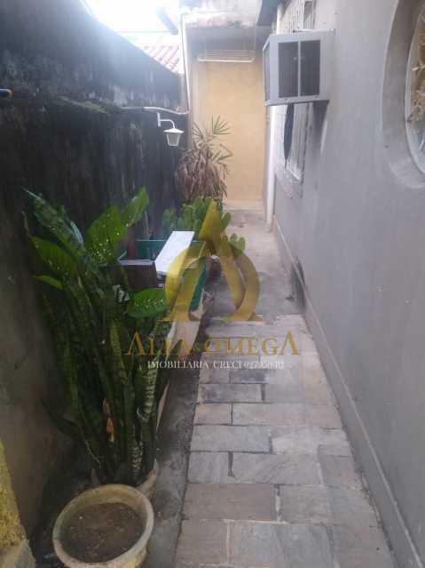 6 - Casa Rua Barreirinhas,Jardim Sulacap, Rio de Janeiro, RJ Para Alugar, 3 Quartos, 110m² - AOJ60041L - 16