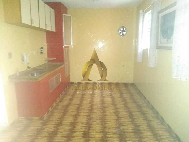7 - Casa Rua Barreirinhas,Jardim Sulacap, Rio de Janeiro, RJ Para Alugar, 3 Quartos, 110m² - AOJ60041L - 14